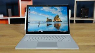 Microsoft Surface Book: Erster Eindruck im Video