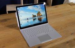 Surface Book 2 kurz vor der...