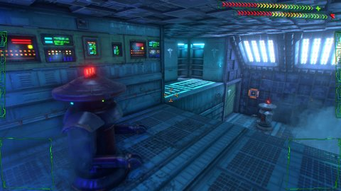 System Shock Remake 3