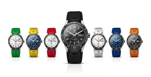 Tag Heuer Connected: Luxus-Uhr mit Android Wear erreicht mehr als 100.000 Vorbestellungen