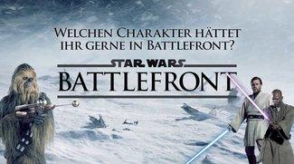 Star Wars-Battlefront: Welche Charaktere wollt ihr im Spiel haben? (Umfrage)