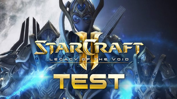 Star Craft 2 - Legacy of the Void Test: Stress pur, aber von der feinsten Sorte!