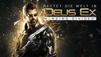 Deus Ex - Mankind Divided Vorschau: Der Maschinengott muss mal wieder die Welt retten