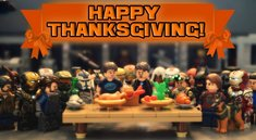 Thanksgiving 2015: So feiern Chris Pratt & Co. das Erntedankfest auf Instagram