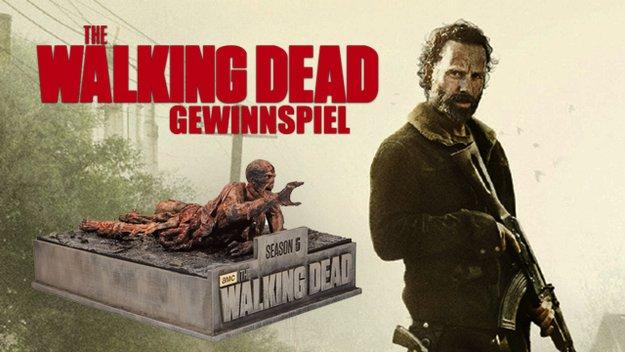 Gewinnt Blu-ray-Boxen zu The Walking Dead Staffel 5 & Fear The Walking Dead