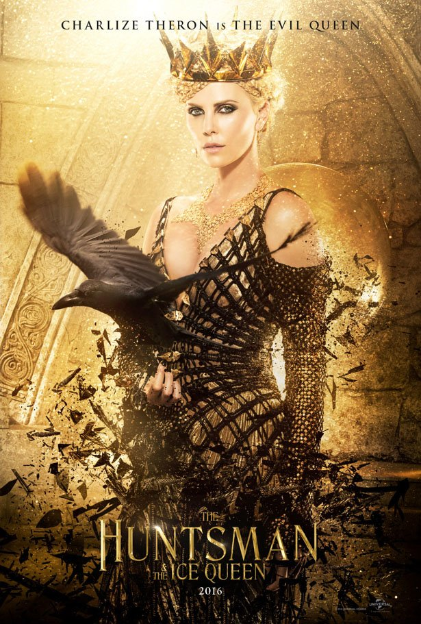 "Charlize Theron in ""The Huntsman & The Ice Queen"""