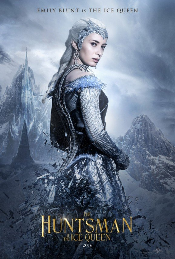 "Emily Blunt in ""The Huntsman & The Ice Queen"""
