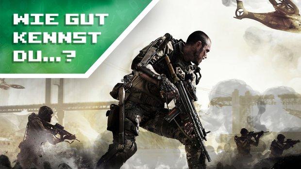 Wie gut kennst du Call of Duty? (Quiz)