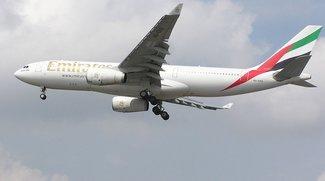 WLAN im Flugzeug – Airlines & Kosten für Internet über den Wolken