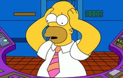 Nach dem Tod von Homers...