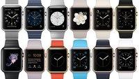 Apple Watch: Marktforscher rechnen mit 7 Millionen verkauften Geräten
