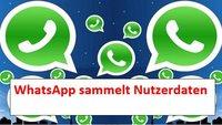 Whatsapp-Risiken und Gefahren: Whatsapp sammelt Daten und hört mit