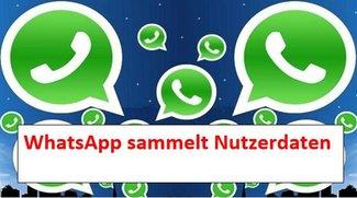 Whatsapp-Risiken: Whatsapp sammelt Daten und hört mit (Update)