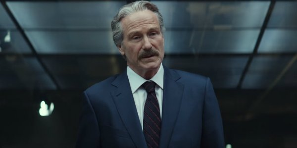 William Hurt in Captain America Civil War