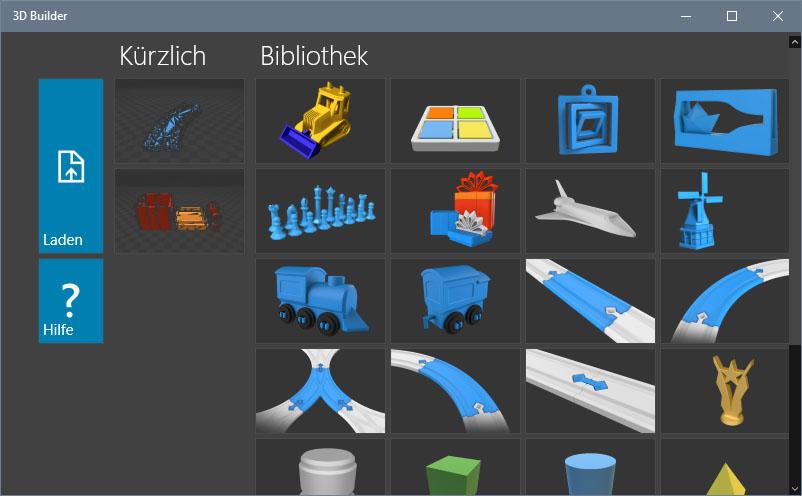 Windows 10 3d Builder Was Ist Das Einfach Erkl Rt Giga