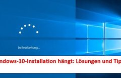 Windows 10: Download wird...