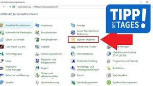Windows 10: Ordneroptionen anpassen und einstellen - So geht's