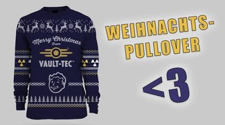 Ohne diese 13 kitschigen Gaming-Pullover findet Weihnachten für Euch nicht statt