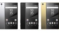 Sony Xperia Z5 Premium: Verkauf in Deutschland gestartet