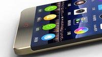 ZTE Nubia Z11: High-End-Smartphone mit randlosem Display und Snapdragon 820 geleakt [Gerücht]