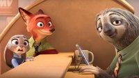 Zoomania: Neuer Trailer zum tierischen Animationsspaß geht die Dinge entspannt an