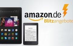 Amazon Fire HD 8 für nur 129,99 Euro und Kindle E-Book-Reader stark reduziert</b>