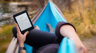 Amazon Kindle: Für kurze Zeit 10 Euro Rabatt auf alle eReader [Deal]