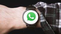 WhatsApp auf der Smartwatch: So nutzt man den Messenger auf Android-Wear-Geräten
