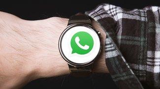 WhatsApp auf der Smartwatch: So nutzt man den Messenger auf Android Wear-Geräten
