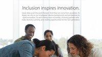 Apple spricht sich für weiteres Anti-Diskriminierungsgesetz aus