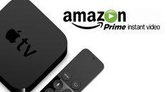 Apple TV: Amazon Instant Video-App soll bald verfügbar sein