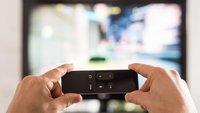 Apple TV: Remote-App für iOS in Zukunft equivalent mit Siri Remote