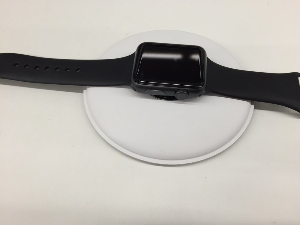 "Apple Watch: Bilder zeigen ""Magnetic Charging Dock"" von Apple"