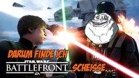 Star Wars Battlefront: Ist ein reines Multiplayer-Spiel das Geld wirklich wert?