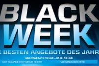 Black Week: Technik-Deals und Gewinnspiel bei Saturn