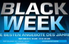 Black Week: Technik-Deals und...