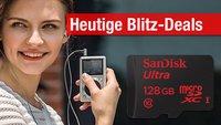 Blitzangebote: 40% auf Speicherprodukte, Thunderbolt-2-Dock, iPod-classic-Alternative u.v.m. günstiger