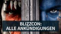 BlizzCon: Alle Ankündigungen und Trailer im Überblick - Update Tag 2