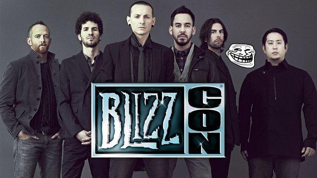 Die besten BlizzCon-Auftritte von Linkin Park... ALLER ZEITEN!!!!111
