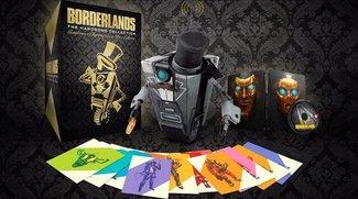Borderlands The Handsome Collection: Edition mit Claptrap-Figur angekündigt
