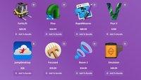 Letzte Gelegenheit: Mac-Softwarebundle selbst zusammenstellen