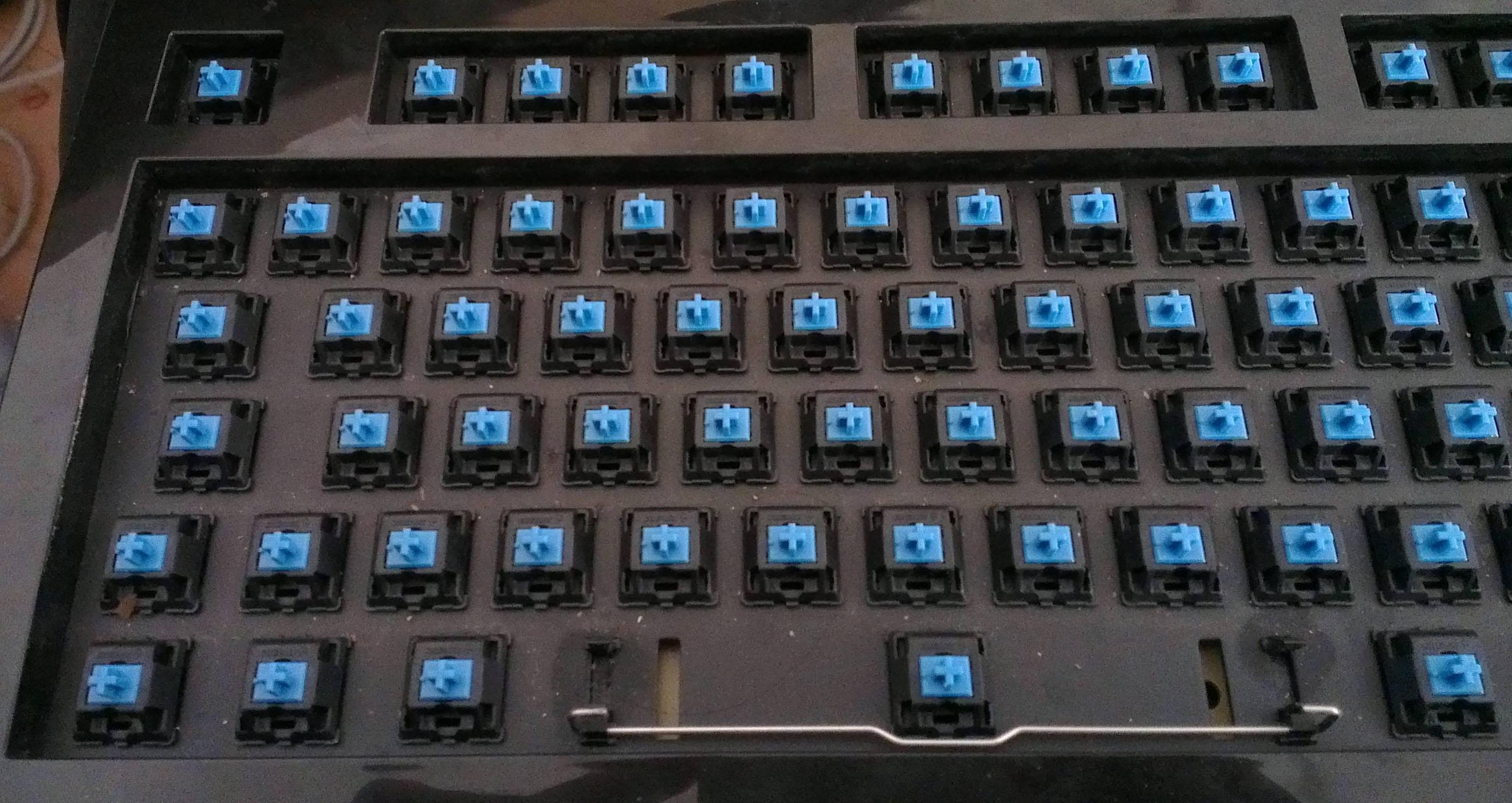 cherry mx switches unterschiede der cherry schalter und tastaturen giga. Black Bedroom Furniture Sets. Home Design Ideas