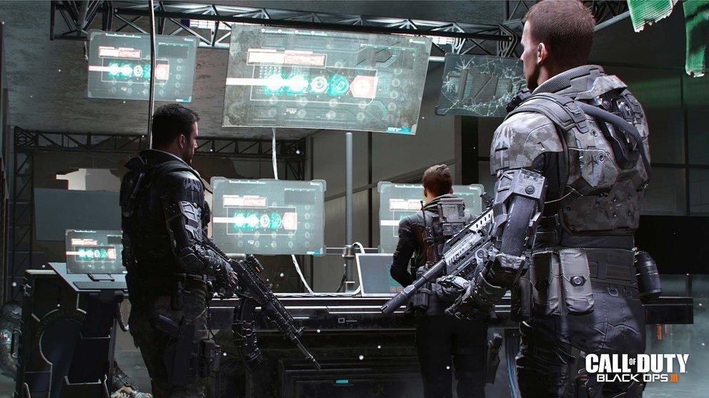 Call of Duty - Black Ops 3: Maps und Spielmodi im Überblick Call Of Duty Maps on