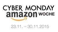 Amazon: Cyber Monday Woche erstmals mit Black Friday, Countdown-Angebote bereits gestartet