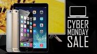 Cyber Monday: TVs mit 47% Rabatt, günstige iPhones und iPads, 150 Euro Rabatt auf MacBooks u.v.m.