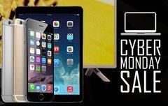 Cyber Monday:<b> TVs mit 47% Rabatt, günstige iPhones und iPads, 150 Euro Rabatt auf MacBooks u.v.m.</b></b>