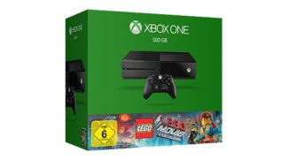 Black Friday: Xbox One 500 GB + The LEGO Movie Videogame für 299 €!
