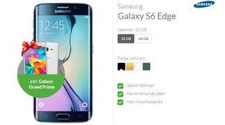 Tarif-Tipp: Galaxy S6 edge oder iPhone 6 mit Allnet-Flat und 3 GB LTE für 39,99 Euro im Monat