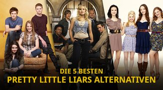Serien wie Pretty Little Liars: Die 5 besten Alternativen