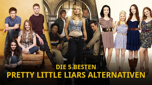 Pretty Little Liars Serien Stream